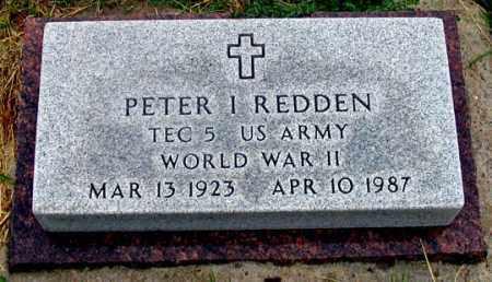 REDDEN, PETER I. - Dundy County, Nebraska | PETER I. REDDEN - Nebraska Gravestone Photos