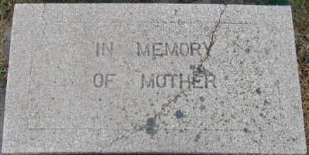 RITCHEY, ELLEN - Dundy County, Nebraska | ELLEN RITCHEY - Nebraska Gravestone Photos