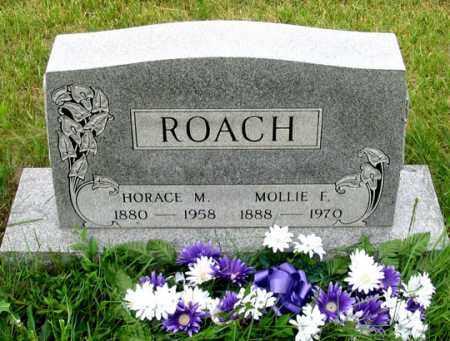 ROACH, MOLLIE F. - Dundy County, Nebraska | MOLLIE F. ROACH - Nebraska Gravestone Photos