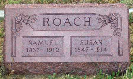 ROACH, SUSAN - Dundy County, Nebraska | SUSAN ROACH - Nebraska Gravestone Photos