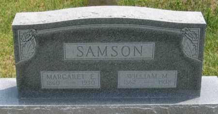 SAMSON, MARGARET ELIZABETH - Dundy County, Nebraska   MARGARET ELIZABETH SAMSON - Nebraska Gravestone Photos