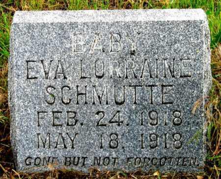 SCHMUTTE, EVA LORRAINE - Dundy County, Nebraska | EVA LORRAINE SCHMUTTE - Nebraska Gravestone Photos
