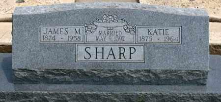 SHARP, JAMES MANSE - Dundy County, Nebraska | JAMES MANSE SHARP - Nebraska Gravestone Photos