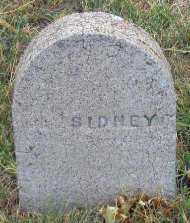 SIDNEY, UNK - Dundy County, Nebraska   UNK SIDNEY - Nebraska Gravestone Photos