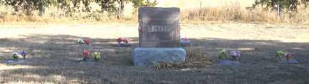 SMITH, DAVE FAMILY GRAVE SITE - Dundy County, Nebraska | DAVE FAMILY GRAVE SITE SMITH - Nebraska Gravestone Photos