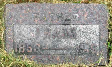 SMITH, FRANK - Dundy County, Nebraska | FRANK SMITH - Nebraska Gravestone Photos