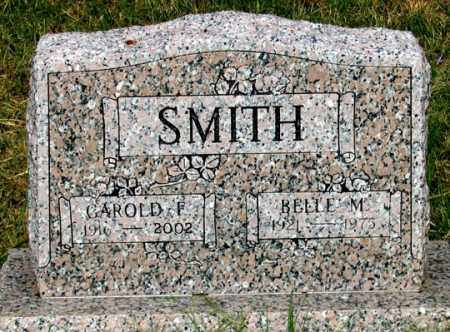 SMITH, BELLE M. - Dundy County, Nebraska | BELLE M. SMITH - Nebraska Gravestone Photos