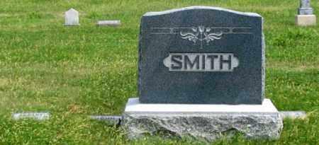 SMITH, JOHN W. FAMILY GRAVE SITE - Dundy County, Nebraska | JOHN W. FAMILY GRAVE SITE SMITH - Nebraska Gravestone Photos