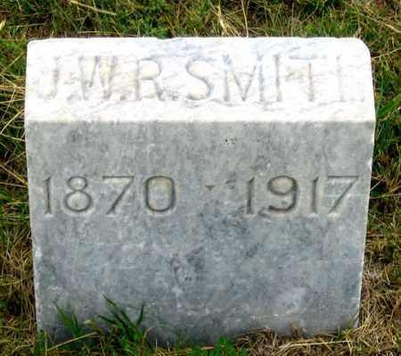 SMITH, J. W. R. - Dundy County, Nebraska | J. W. R. SMITH - Nebraska Gravestone Photos