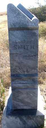 SMITH, LUTHER - Dundy County, Nebraska | LUTHER SMITH - Nebraska Gravestone Photos