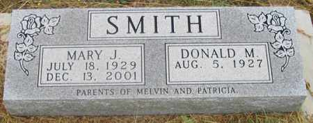 SMITH, MARY J. - Dundy County, Nebraska | MARY J. SMITH - Nebraska Gravestone Photos