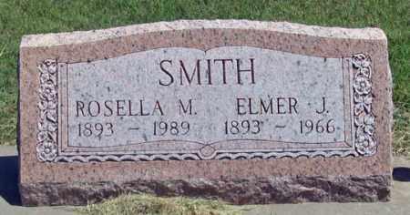 SMITH, ELMER J. - Dundy County, Nebraska | ELMER J. SMITH - Nebraska Gravestone Photos