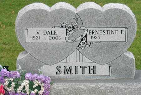 SMITH, ERNESTINE E. - Dundy County, Nebraska   ERNESTINE E. SMITH - Nebraska Gravestone Photos