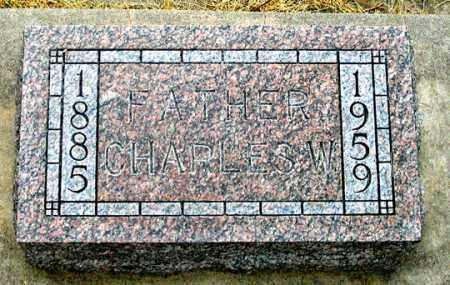 SPEARS, CHARLES WILLIAM - Dundy County, Nebraska | CHARLES WILLIAM SPEARS - Nebraska Gravestone Photos