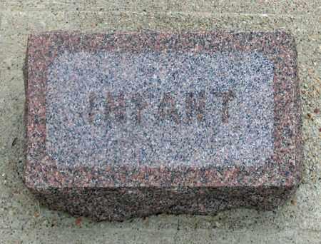 SPEARS, INFANT - Dundy County, Nebraska   INFANT SPEARS - Nebraska Gravestone Photos