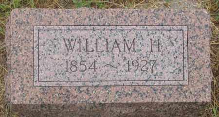 SULLIVAN, WILLIAM HENRY - Dundy County, Nebraska | WILLIAM HENRY SULLIVAN - Nebraska Gravestone Photos