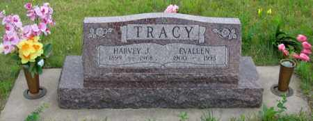 STAMM TRACY, EVALEEN - Dundy County, Nebraska | EVALEEN STAMM TRACY - Nebraska Gravestone Photos