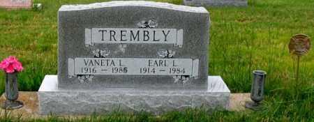 WHITE TREMBLY, VANETA L. - Dundy County, Nebraska | VANETA L. WHITE TREMBLY - Nebraska Gravestone Photos