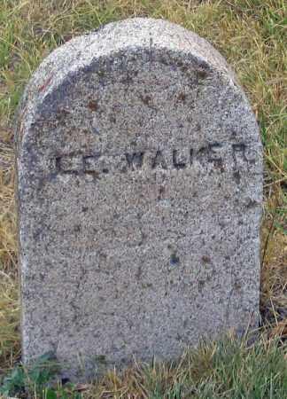 WALKER, L. E. - Dundy County, Nebraska   L. E. WALKER - Nebraska Gravestone Photos