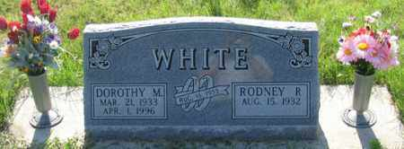 BROWN WHITE, DOROTHY M. - Dundy County, Nebraska | DOROTHY M. BROWN WHITE - Nebraska Gravestone Photos
