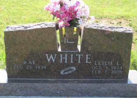 WHITE, RAE - Dundy County, Nebraska | RAE WHITE - Nebraska Gravestone Photos