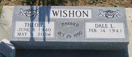 WISHON, DALE L. - Dundy County, Nebraska | DALE L. WISHON - Nebraska Gravestone Photos