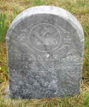 YOUNG, INFANTS - Dundy County, Nebraska | INFANTS YOUNG - Nebraska Gravestone Photos