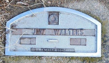 WALTERS, JOSHUA W - Fillmore County, Nebraska | JOSHUA W WALTERS - Nebraska Gravestone Photos