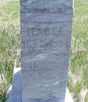 BAKER, MABEL - Frontier County, Nebraska   MABEL BAKER - Nebraska Gravestone Photos