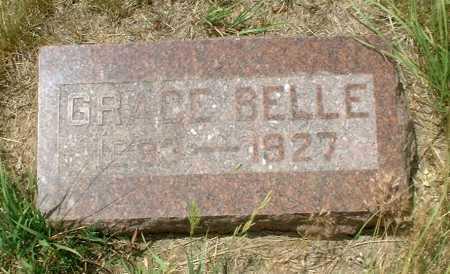 BROCK, GRACE BELLE - Frontier County, Nebraska   GRACE BELLE BROCK - Nebraska Gravestone Photos