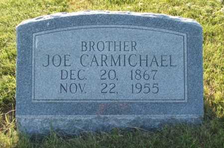 CARMICHAEL, JOE - Frontier County, Nebraska | JOE CARMICHAEL - Nebraska Gravestone Photos