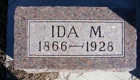 CLAWSON, IDA M. - Frontier County, Nebraska   IDA M. CLAWSON - Nebraska Gravestone Photos