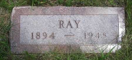 HARPER, RAY - Frontier County, Nebraska | RAY HARPER - Nebraska Gravestone Photos