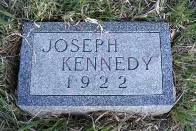 KENNEDY, JOSEPH - Frontier County, Nebraska   JOSEPH KENNEDY - Nebraska Gravestone Photos