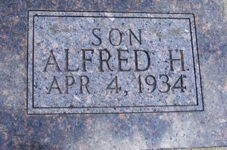 LITCHENBERG, ALFRED H. - Frontier County, Nebraska | ALFRED H. LITCHENBERG - Nebraska Gravestone Photos