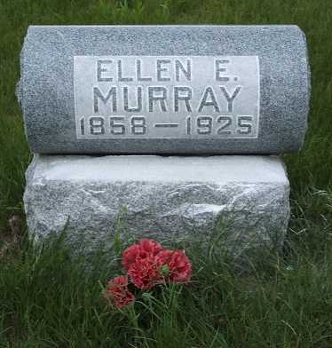 MURRAY, ELLEN E. - Frontier County, Nebraska | ELLEN E. MURRAY - Nebraska Gravestone Photos