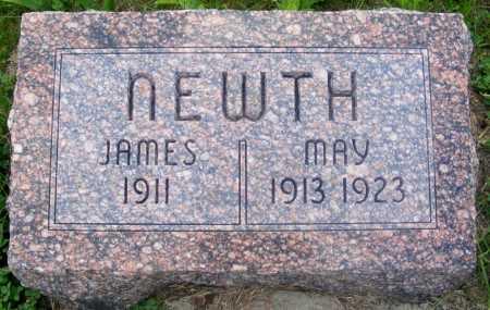 NEWTH, JAMES - Frontier County, Nebraska | JAMES NEWTH - Nebraska Gravestone Photos