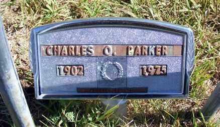 PARKER, CHARLES O. - Frontier County, Nebraska | CHARLES O. PARKER - Nebraska Gravestone Photos