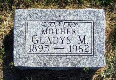RIEKER, GLADYS M. - Frontier County, Nebraska   GLADYS M. RIEKER - Nebraska Gravestone Photos