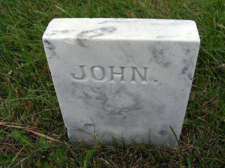 STAUFFER, JOHN - Frontier County, Nebraska   JOHN STAUFFER - Nebraska Gravestone Photos