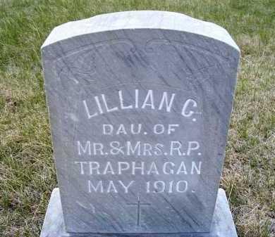 TRAPHAGAN, LILLIAN C. - Frontier County, Nebraska | LILLIAN C. TRAPHAGAN - Nebraska Gravestone Photos