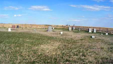 *ZION HILL CEMETERY, VIEW IN - Frontier County, Nebraska   VIEW IN *ZION HILL CEMETERY - Nebraska Gravestone Photos