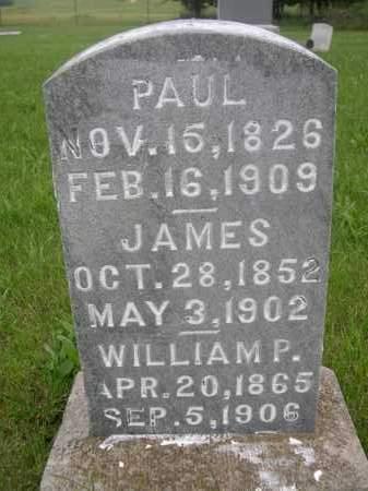 COBOUGH, WILLIAM P. - Gage County, Nebraska | WILLIAM P. COBOUGH - Nebraska Gravestone Photos
