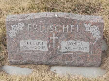 FRITSCHEL, MONICA - Gage County, Nebraska   MONICA FRITSCHEL - Nebraska Gravestone Photos