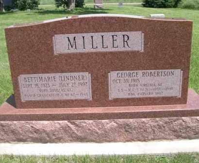 MILLER, BETTIMARIE - Gage County, Nebraska | BETTIMARIE MILLER - Nebraska Gravestone Photos