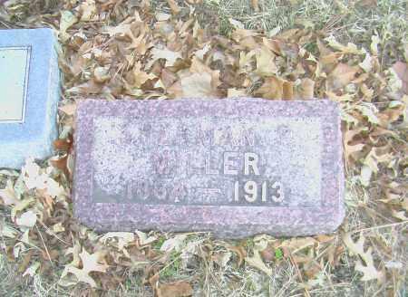 MILLER, SHERMAN P. - Gage County, Nebraska   SHERMAN P. MILLER - Nebraska Gravestone Photos