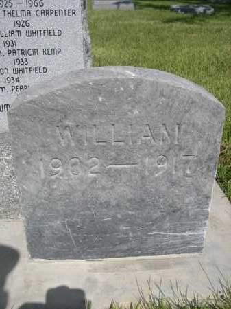 MILLER, WILLIAM - Gage County, Nebraska | WILLIAM MILLER - Nebraska Gravestone Photos