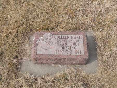 OBERING, COLLEEN - Gage County, Nebraska | COLLEEN OBERING - Nebraska Gravestone Photos