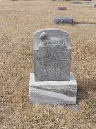 PIEPER, HARVEY - Gage County, Nebraska | HARVEY PIEPER - Nebraska Gravestone Photos