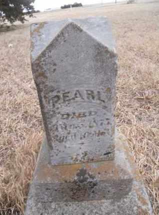 RICHARDSON, PEARL - Gage County, Nebraska | PEARL RICHARDSON - Nebraska Gravestone Photos